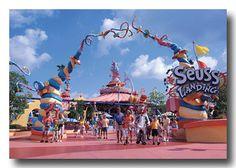 Seuss Landing at Universal's Islands of Adventures