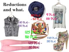 """reductions and what."" by wikaa on Polyvore"