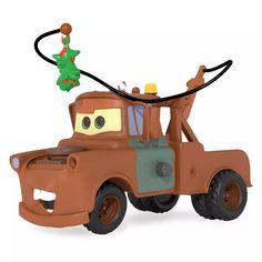 Mistletoe Mater Disney/Pixar Cars Ornament With Sound