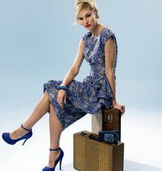 B5880, Misses' /Misses' Petite Dress and Belt
