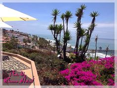 Photo taken by: Donna Hetzel from The Casa Romantica in San Clemente, CA