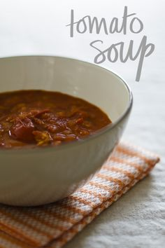 eat | the best tomato soup