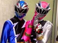 Power Rangers Ninja Steel, Power Rangers Dino, Power Rangers Cosplay, Couples Cosplay, Asuna, Kaito, Kamen Rider, Cloak, Knight