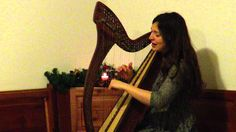 """Auld Lang Syne"" - Celtic Harp&Voice"