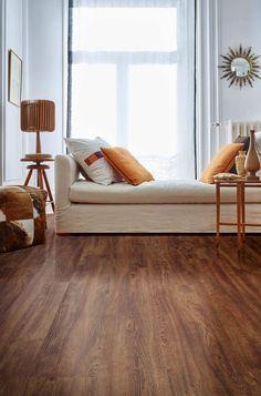 Montreal Oak 24570 - Wood Effect Luxury Vinyl Flooring - Moduleo