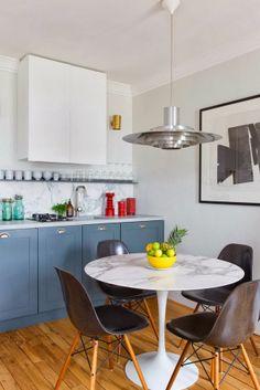 ChicDecó: | A designer's retro apartment in Paris