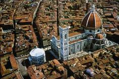 Basilica di Santa Maria del Fiore A Marvel Of Medieval Architecture Cathedral Basilica, Cathedral Church, Santa Maria, Italy Vacation, Italy Travel, Filippo Brunelleschi, Florence Cathedral, Historical Architecture, Classical Architecture