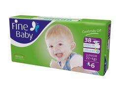 Fine Baby Junior Diapers
