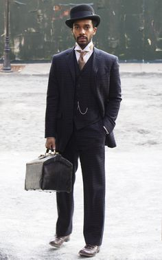 My other bae, Andre Holland, is going to blow up too