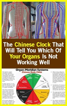 The Chinese clock that is going to tell you which of your organs is not working well High Energy, Energy Level, Chinese Body Clock, For Your Health, Health And Wellness, Health Talk, Health Fitness, Lets Do It, Chinese Medicine