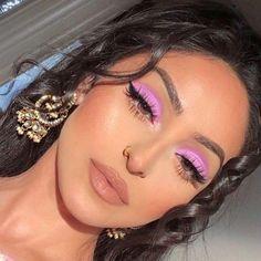 Cute Makeup Looks, Makeup Eye Looks, Glam Makeup Look, Cute Eyeshadow Looks, Glamorous Makeup, Light Makeup Looks, Edgy Makeup, Dramatic Makeup, Makeup Goals