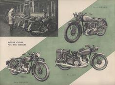 Royal Enfield Motorcycles: Royal Enfield's World War II history, free download