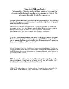Essay Paper Generator Fahrenheit  Essay Topics Persuasive Essay Topics Essay Writing Theme  Ideas College Essay Essays About English also College Essay Paper Format  Best Fahrenheit  Images  Fahrenheit  Literatura Novels Sample Essay With Thesis Statement