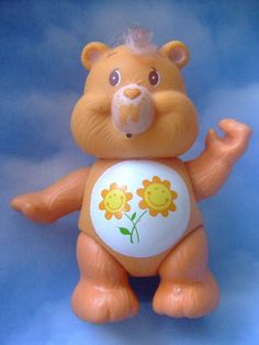 Vintage CARE BEAR  Friend bear.