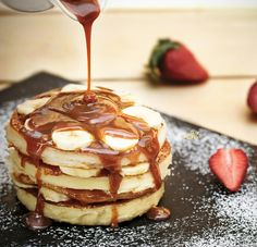 Pancakes for Tea Villa Cafe, Mumbai