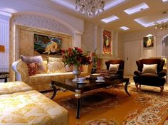 3D sitting room designs free download