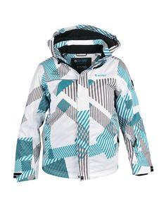 #Modna i wygodna kurtka dla dzieci i młodzieży , idealna #na_narty, świetnie sprawdzi się również w mieście, Hi-tec
