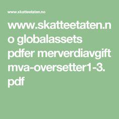 www.skatteetaten.no globalassets pdfer merverdiavgift mva-oversetter1-3.pdf