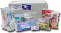 """""""First time facing your spouses deployment? The do's and don'ts of care packages.""""  Love this: """"Ziploc bags are your friends.""""  So very true."""