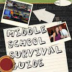A Middle School Survival Guide: Science Sentence Frames