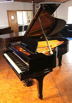 A 1910, Steinway Model O grand piano with a black case at Besbrode Pianos. 10 year warranty
