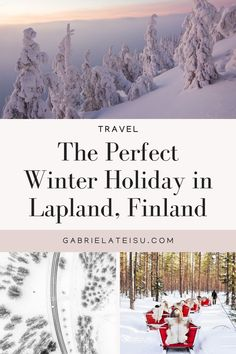 Visiting Lapland, Finland in winter is a dream experience for many people. Click here to read about travel to Lapland in winter. #laplandfinland #winterdestination | lapland finland winter | lapland finland winter northern lights | aurora borealis | things to do in lapland | best time to visit lapland | lapland finland northern lights | winter travel destinations europe | best winter travel destinations | lapland finland travel | finland travel guide Road Trip Europe, Backpacking Europe, Europe Travel Guide, Travel Guides, Winter Destinations, Travel Destinations, Finland Travel, Living In London, Lapland Finland