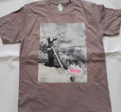 Printing on T-shirt