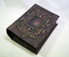 Scrapbook Albums, Scrapbooking, Handmade Journals, Book Binding, Decorative Boxes, Crafty, Diy, Inspiration, Vintage