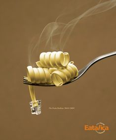 Pasta Hotline by Sharad Haksar, via Behance | #ads #marketing #creative #werbung #print #poster #advertising #campaign #Expo2015 #Milan #WorldsFair