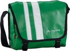 Vaude Bert XS Apple Green (innen: Grau) - Umhängetasche