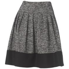Hobbs Linden Wood Tweed Skirt