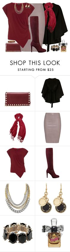 """High Roller"" by winscotthk ❤ liked on Polyvore featuring Valentino, Coast, Avenue, Jitrois, Dorothy Perkins, Nine West, Dyrberg/Kern, Marc by Marc Jacobs, Juicy Couture and Palm Beach Jewelry"