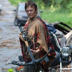 Daryl's Crossbow is Sold At Walmart for $300