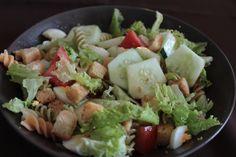 Salada com tudo