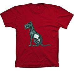 The Dog Ate My Homework Funny Tshirt  Fruit of by AshCollection, $15.99