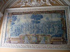 Panel, Fábrica Sant'Anna, Lisbon