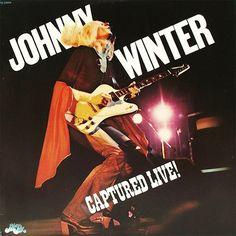 Johnny Winter Captured Live! – Knick Knack Records