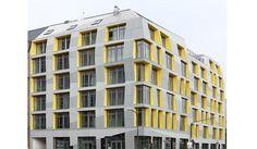 Lofts Frankfurt. 1100: Architekten. EQUITONE facade materials. equitone.com | #brilliantbuildings