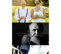 Selfie - Photography WordPress Theme by Organized Themes on