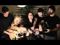 Keren Abis--> Somebody That I Used to Know - Walk off the Earth (Gotye - Cover)