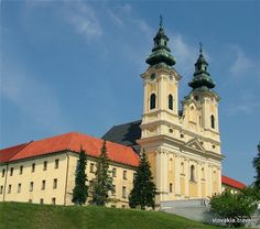 Slovakia, Nitra - Piarist Church and Monastery