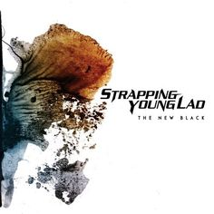 Strapping Young Lad - The New Black [Explicit] Death Metal, Musica Metal, Tenacious D, Skinny Puppy, Cds For Sale, Young Lad, Heavy Metal Music, Thrash Metal, Metalhead