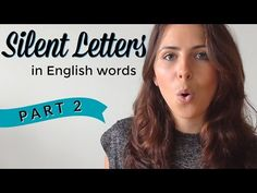Silent Letters | English Pronunciation & Vocabulary | PART 1 - YouTube