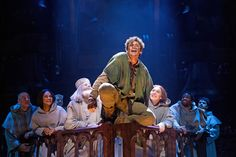 "How ""The Hunchback Of Notre Dame"" Musical Embraced Its Dark Roots - BuzzFeed News - A review of a musical theatre adaptation of the Disney animated film shows how the toned-down movie was combined with some of the darker elements from Victor Hugo's original novel."