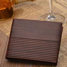 Vintage Leather Wallet for Men – The Real Nomad  www.therealnomad.com
