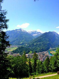 ALMOST Winning a Free Skydiving Session in Interlaken, Switzerland