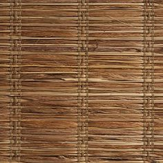 Good Housekeeping Woven Wood Shades -- Jute Honey