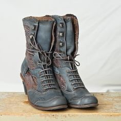 DKODE - Vilma Boots Brown