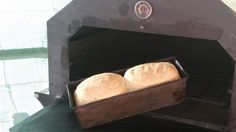 """Bread Loaf from the Gallery of """"Firing Up"""" Your Taste Buds - Jagrd Outdoor Wood Fired Ovens Outdoor Oven, Wood Fired Oven, Ovens, Taste Buds, Firewood, Bread, Meals, Baking, Gallery"""