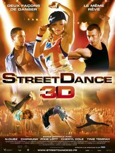 Streetdance 3D movie that Game is in